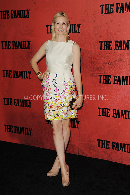 WWW.ACEPIXS.COM<br /> September 10, 2013 New York City<br /> <br /> Kelly Rutherford attending the World Premiere of &quot;The Family&quot; in New York City on September 10, 2013. <br /> By Line: Kristin Callahan/ACE Pictures<br /> <br /> ACE Pictures, Inc.<br /> tel: 646 769 0430<br /> Email: info@acepixs.com<br /> www.acepixs.com<br /> Copyright:<br /> Kristin Callahan/ACE Pictures