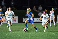 Boston, MA - Friday August 04, 2017: Rosie White during a regular season National Women's Soccer League (NWSL) match between the Boston Breakers and FC Kansas City at Jordan Field.