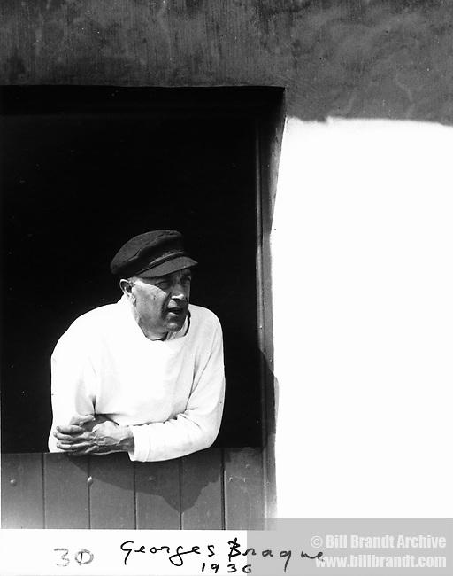 Georges Braque, 1936