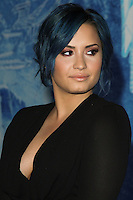 "HOLLYWOOD, CA - NOVEMBER 19: Demi Lovato at the World Premiere Of Walt Disney Animation Studios' ""Frozen"" held at the El Capitan Theatre on November 19, 2013 in Hollywood, California. (Photo by David Acosta/Celebrity Monitor)"