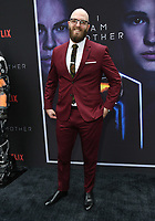 "06 June 2019 - Hollywood, California - Grant Sputore. Netflix's ""I Am Mother"" Los Angeles Special Screening held at Arclight Hollywood .    <br /> CAP/ADM/BT<br /> ©BT/ADM/Capital Pictures"