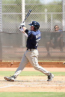Chris Bisson - San Diego Padres - 2010 Instructional League.Photo by:  Bill Mitchell/Four Seam Images..