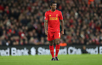 Georginio Wijnaldum of Liverpool during the Premier League match at Anfield Stadium, Liverpool. Picture date: December 11th, 2016.Photo credit should read: Lynne Cameron/Sportimage