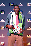 16 January 2014: Damion Lowe (JAM) was selected with the eighth overall pick by the Seattle Sounders FC. The 2014 Major League Soccer SuperDraft was held at the NSCAA Annual Convention in the Pennsylvania Convention Center in Philadelphia, Pennsylvania.