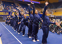 Cal Gymnastics W vs NorCal Classic, January 9, 2017