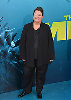 "LOS ANGELES, CA - August 06, 2018: Belle Avery at the US premiere of ""The Meg"" at the TCL Chinese Theatre"