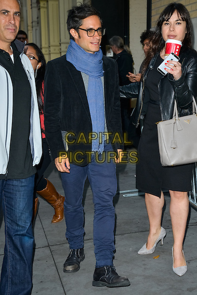 NEW YORK, NY - NOVEMBER 12: Gael Garcia Bernal spotted in Soho on November 12, 2014 in New York City. <br /> CAP/MPI/MPI67<br /> &copy;MPI67/MPI/Capital Pictures
