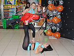 Halloween at Drogheda Town Centre. Photo:Colin Bell/pressphotos.ie