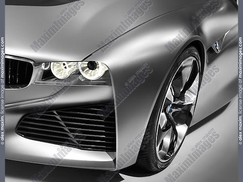 Bmw Vision Connecteddrive Concept Car Details Fashion Commercial