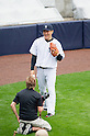 Masahiro Tanaka (Yankees),<br /> FEBRUARY 22, 2014 - MLB : Masahiro Tanaka of the New York Yankees poses for a photoday session before the team's spring training baseball camp at George M. Steinbrenner Field in Tampa, Florida, United States.<br /> (Photo by Thomas Anderson/AFLO) (JAPANESE NEWSPAPER OUT)