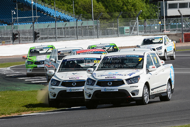 Harry Webb & James Gornall - SsangYong Racing Challenge