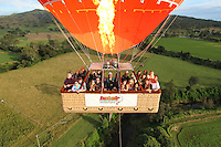 20150411 April 11 Hot Air Balloon Gold Coast