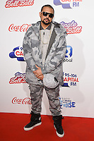 Sean Paul<br /> at the Jingle Bell Ball 2016, O2 Arena, Greenwich, London.<br /> <br /> <br /> &copy;Ash Knotek  D3208  03/12/2016