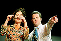 Sexual Perversity in Chicago by David Mamet, directed by Lindsay Posner. With Mathew Perry as Danny, Minnie Driver as Joan. Opened at the Comedy Theatre 14/5/03 CREDIT Geraint Lewis