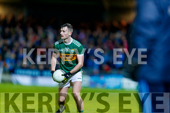 Tom O'Sullivan Kerry in action against   Dublin during the Allianz Football League Division 1 Round 3 match between Kerry and Dublin at Austin Stack Park in Tralee, Kerry on Saturday night.