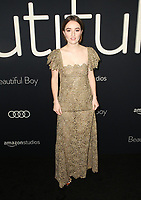 BEVERLY HILLS, CA - OCTOBER 8: Kaitlyn Dever at the Los Angeles Premiere of Beautiful Boy at the Samuel Goldwyn Theater in Beverly Hills, California on October 8, 2018. <br /> CAP/MPIFS<br /> ©MPIFS/Capital Pictures