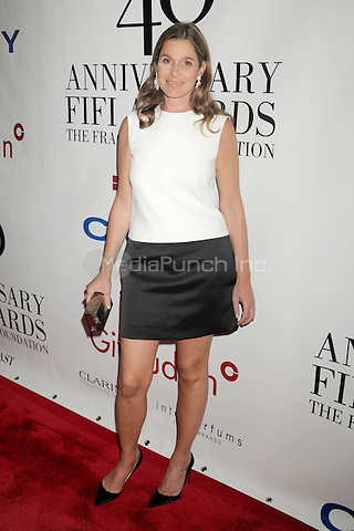 Aerin Lauder at the 40th annual Fifi awards at Alice Tully Hall, Lincoln Center on May 21, 2012 in New York City.. Credit: Dennis Van Tine/MediaPunch