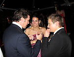**EXCLUSIVE**.Jason Sehor, Angie Harmon and Jeremy Renner..Vanity Fair Oscar Party..Sunset Tower Hotel..Hollywood, CA, USA..Sunday, March 07, 2010..Photo ByCelebrityRadar.com.To license this image please call (212) 410 5354; or Email:CelebrityRadar10@gmail.com ;.website: www.CelebrityRadar.com.