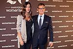 Sports journalist and Iker Casillas girlfriend Sara Carbonero during the Women´secret 20th aniversary press conference in Villamagna Castle, Madrid. September 11, 2013. (ALTERPHOTOS/Victor Blanco)