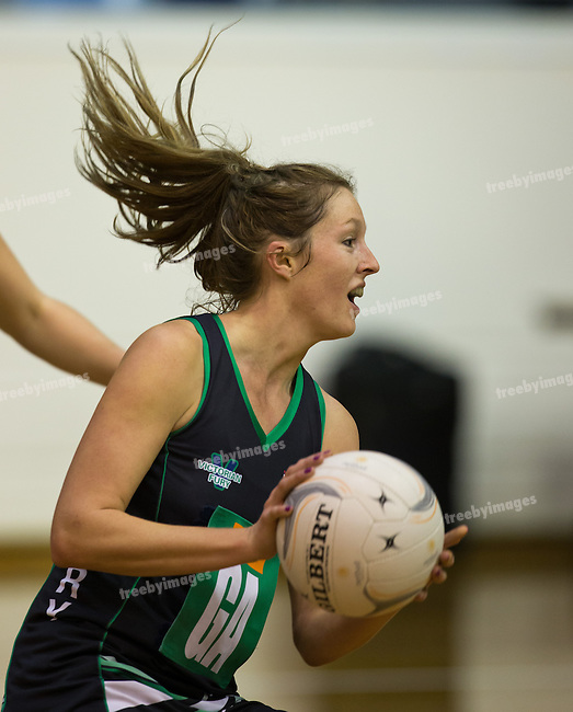 ANL  07/08/2013<br /> <br /> Netball Victoria ANL <br /> Victorian Fury v Victorian  Flame<br /> <br /> Photo: Grant Treeby<br /> www.treebyimages.com.au