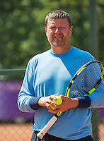 Moscow, Russia, 16 th July, 2016, Tennis,  Ivgeny Kafelnikov (RUS)<br /> Photo: Henk Koster/tennisimages.com