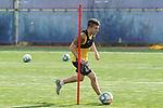 Getafe's Francisco Portillo during training session. May 15,2020.(ALTERPHOTOS/Acero)