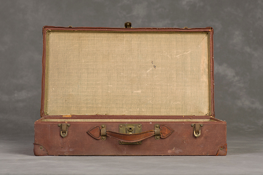 Willard Suitcases / Rose B / ©2014 Jon Crispin