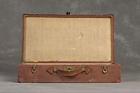 Willard Suitcases / Rose B / ©2014 Jon Crispin