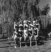 1963 Miss South Dakota Swimwear