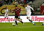 Independiente Santa Fe venció 0-1 a Once Caldas. Fecha 11 Liga Águila II-2019.