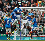 Rangers defence rises to challenge