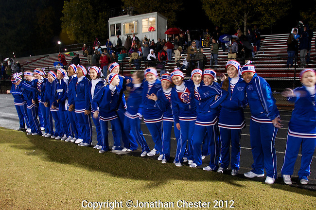 PHS, Cheer Leaders,2012 Pembroke Hill School,