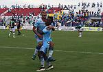Jaguares venció como local 3-2 a Deportivo Cali. Fecha 16 Liga Águila II-2017.