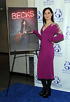 NEW YORK, NY - FEBRUARY 5: Lena Hall at the New York premiere of Becks At the Alamo Drafthouse Theater in Brooklyn, New York City on February 5, 2018. Credit: John Palmer/MediaPunch