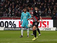 Daichi Kamada (Eintracht Frankfurt) - 23.11.2019: Eintracht Frankfurt vs. VfL Wolfsburg, Commerzbank Arena, 12. Spieltag<br /> DISCLAIMER: DFL regulations prohibit any use of photographs as image sequences and/or quasi-video.