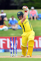 Australia's opening batsman Max Bryant in action while batting during the ICC U-19 Cricket World Cup 2018 Finals between India v Australia, Bay Oval, Tauranga, Saturday 03rd February 2018. Copyright Photo: Raghavan Venugopal / © www.Photosport.nz 2018 © SWpix.com (t/a Photography Hub Ltd)
