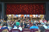Houston Symphony ExxonMobil Star Spangled Salute at Miller Outdoor Theatre