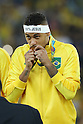 Neymar (BRA), <br /> AUGUST 20, 2016 - Football / Soccer : <br /> Men's Final between Brasil - Germany <br /> at Maracana <br /> during the Rio 2016 Olympic Games in Rio de Janeiro, Brazil. <br /> (Photo by Koji Aoki/AFLO SPORT)