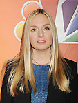 PASADENA, CA - JANUARY 16: Actress Hope Davis attends the NBCUniversal 2015 Press Tour at the Langham Huntington Hotel on January 16, 2015 in Pasadena, California.