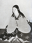 Oichinokata(1547-1583), Japan, UNDATED. Younger sister of Oda Nobunaga. (Photo by Kingendai Photo Library/AFLO)