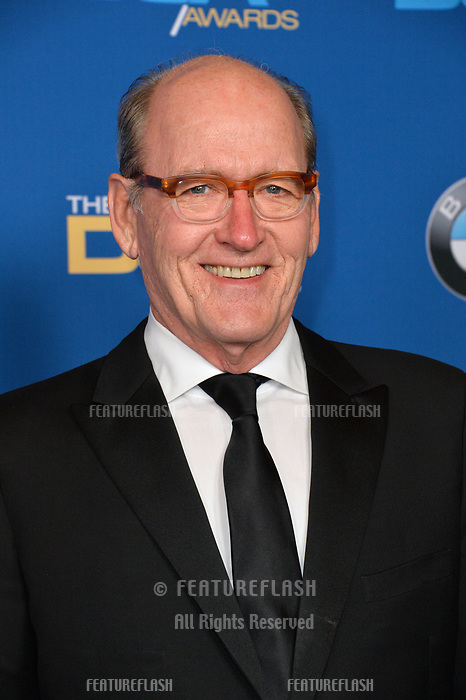 Richard Jenkins at the 70th Annual Directors Guild Awards at the Beverly Hilton Hotel, Beverly Hills, USA 03 Feb. 2018<br /> Picture: Paul Smith/Featureflash/SilverHub 0208 004 5359 sales@silverhubmedia.com