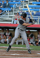 August 22, 2003:  Adam Seuss of the Tri-City ValleyCats during a game at Dwyer Stadium in Batavia, New York.  Photo by:  Mike Janes/Four Seam Images