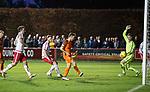 17.04.18 Brechin City v Dundee utd:<br /> Scott McDonald scores for Dundee Utd