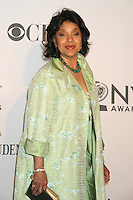 Phylicia Rashad at the 66th Annual Tony Awards at The Beacon Theatre on June 10, 2012 in New York City. Credit: RW/MediaPunch Inc. NORTEPHOTO.COM
