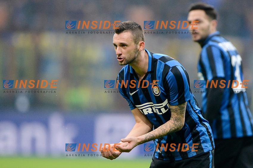 Marcelo Brozovic Inter<br /> Milano 10-01-2016 Stadio Giuseppe Meazza - Football Calcio Serie A Inter - Sassuolo. Foto Giuseppe Celeste / Insidefoto
