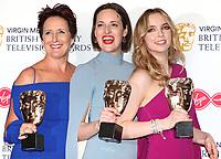 MAY 12 BAFTA Television Awards - Press Room
