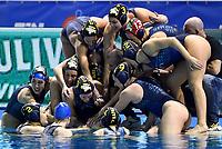 Rapallo Pallanuoto Time Out <br /> Roma 05/01/2019 Centro Federale  <br /> Final Six Pallanuoto Donne Coppa Italia <br /> L'Ekipe Orizzonte Catania - Rapallo Pallanuoto semifinale <br /> Foto Andrea Staccioli/Deepbluemedia/Insidefoto