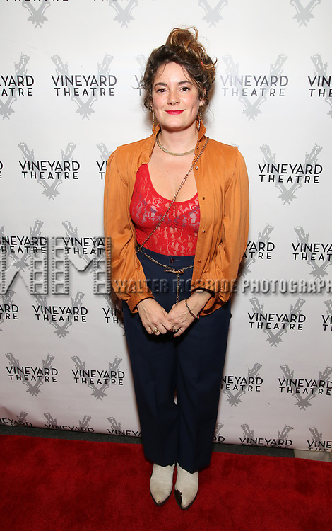 "Jamie Neuman during the Opening Night Celebration for ""Good Grief"" at the Vineyard Theatre on October 28, 2018 in New York City."