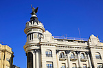 Union and the Phoenix building 1926,  architect Benjamin Gutierrez Prieto, Plaza Tendillas, Cordoba, Spain
