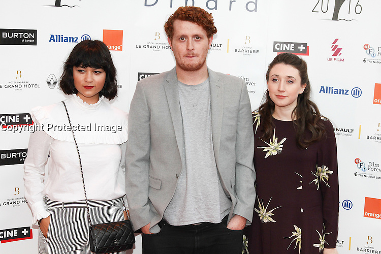 Harry Michell - 27e Festival du film Britannique de Dinard - France, 29/09/2016